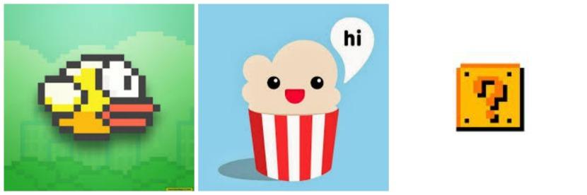 flappy popcorn